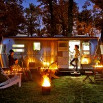 Airstream Professionals supplied the Albirondack Campsite