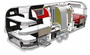 Airstream 685 - 2012 model